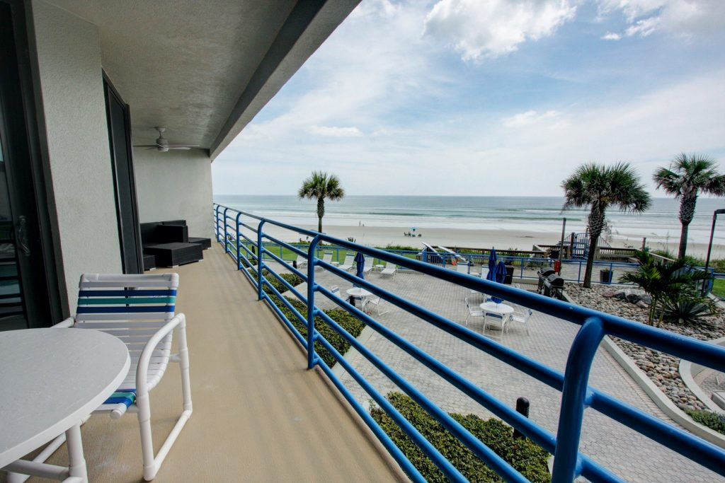 Ebb Tide Unit #205 Balcony4