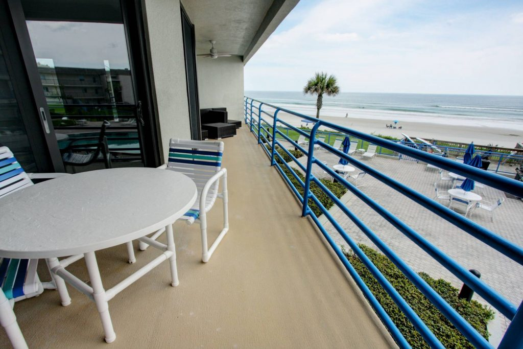 Ebb Tide Unit #205 Balcony5