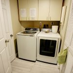 Ebb Tide Unit #205 Laundry Room