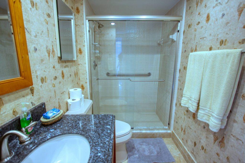 Unit #501 Bathroom-2