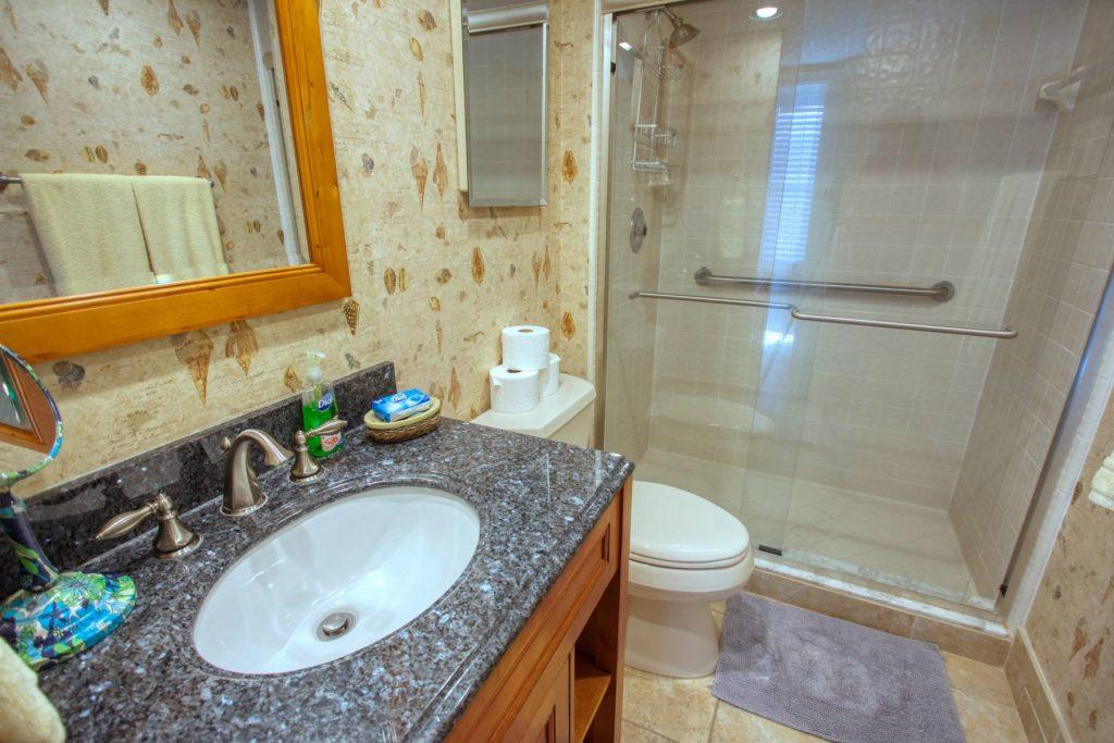 Unit #501 bathroom 3