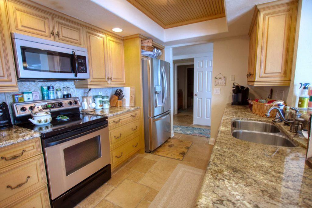 Unit #501 kitchen 2
